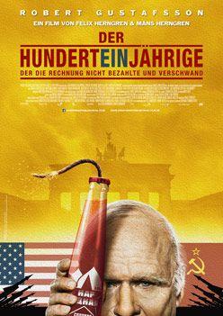 Der Hunderteinjährige, der die Rechnung nicht bezahlte und verschwand – Trailer und Kritik zum Film