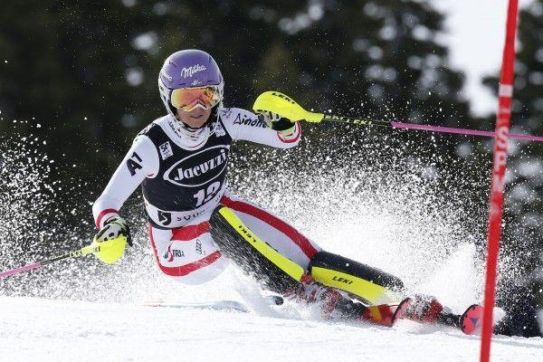 Michaela Kirchgasser geht unter anderem für das ÖSV-Team an den Start.