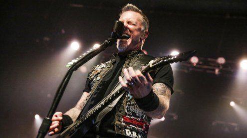 Metallica kommen live nach Wien