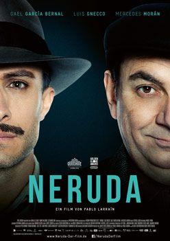 Neruda – Trailer und Kritik zum Film