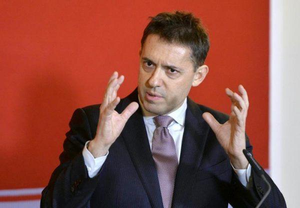Der designierte Staatsoperndirektor ab 2020/21, Bogdan Roscic.