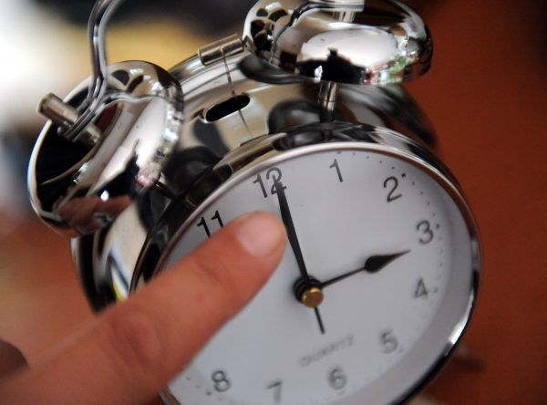 Am 26. März werden die Uhren wieder umgestellt.