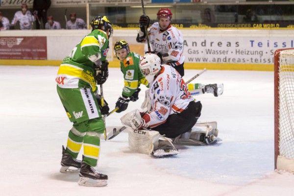Jetzt helfen EHC Lustenau nur noch drei Siege