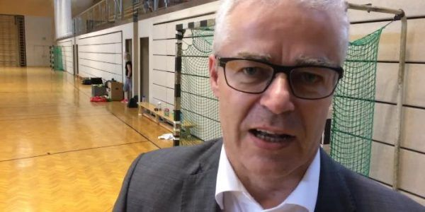 """Video! ASVÖ-Präse Urban: """"Unterstützung vom Breitensport ist wichtig"""""""