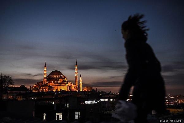 Stürmische Zeiten für den türkischen Tourismus