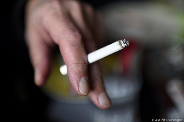 12,5 Milliarden Zigaretten wurden 2016 in Österreich geraucht
