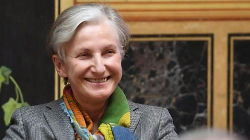 Irmgard Griss wird TV- Richterin