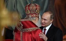 Millionen Russen feiern orthodoxe Ostern