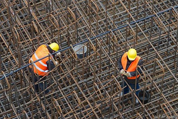 Weniger Arbeitsunfälle im Vorjahr