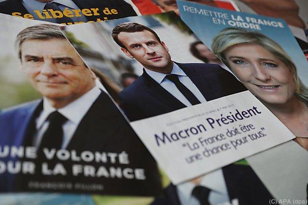 Für Macron läuft alles nach Plan