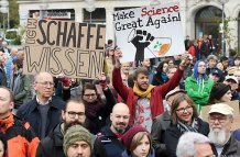 Marsch für Wissenschaft in über 500 Städten