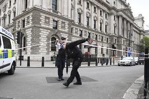 Vier Festnahmen bei Antiterror-Aktion in London