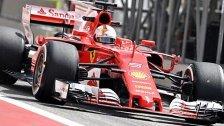 Vettel mit Bestzeit im ersten Bahrain-Training