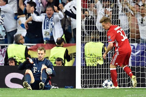 Manuel Neuer fällt die restliche Saison aus