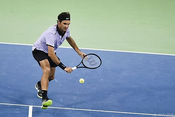 Federer nimmt die French Open in Angriff