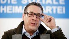 Strache: Wut-Posting gegen Erdogan-Anhänger