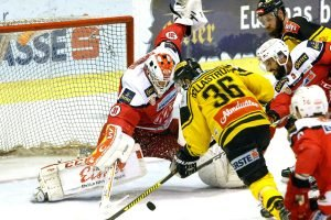 KAC vs. Vienna Capitals: Public Viewing in der Albert-Schultz-Halle