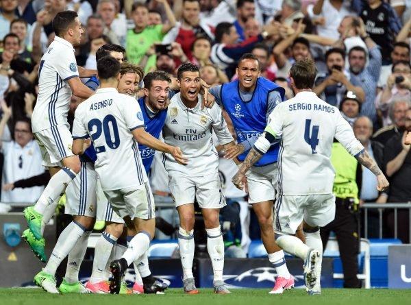 Nach 120 Minuten durfte Real Madrid gegen Bayern München doch noch jubeln.