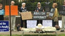 Vierter Häftling in acht Tagen hingerichtet