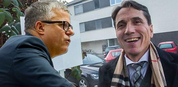 Klubobmann Frühstück wählt klare Worte um auf die Kritik von FP-Bösch zu antworten.