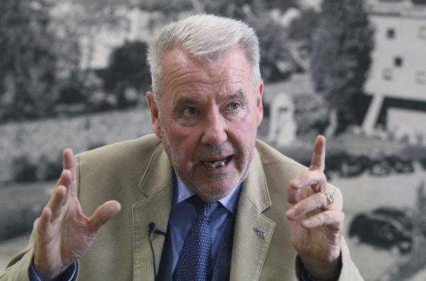 Bürgermeister Klaus Schneeberger zu den Schutzzonen in Wiener Neustadt