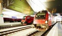 Zugkollisionen in Wien: Rückblick auf Vorfälle
