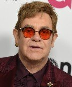 Sorge um Elton John: Sänger lag wegen bakterieller Infektion auf Intensivstation