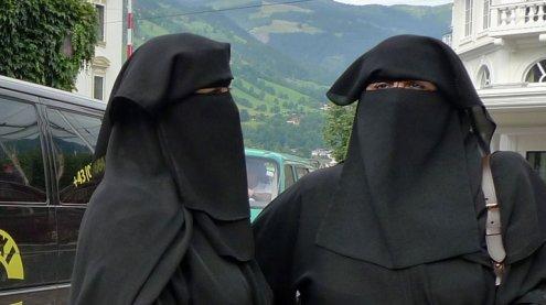 Jung-Österreicher stören laut Studie verschleierte Frauen