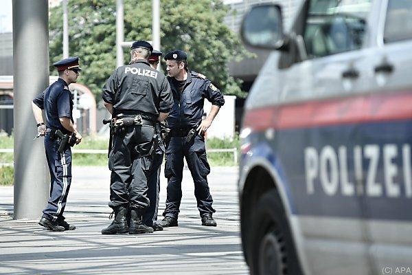 Eine Fahndung der Polizei blieb vorerst erfolglos