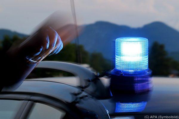 Polizei sucht nach dem Täter