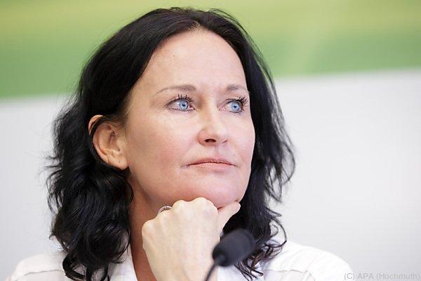 Glawischnig will weiterhin nicht mit der FPÖ zusammenarbeiten
