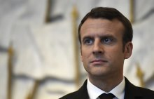 Mehrheit der Franzosen mit Macron zufrieden