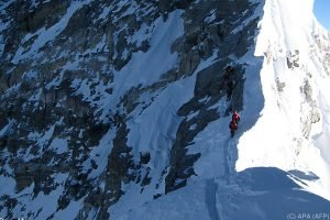 Mount Everest fehlt Zacken - Hillary Step brach ab