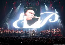 Lang lebe der King: Elvis aus dem Archiv in Wien