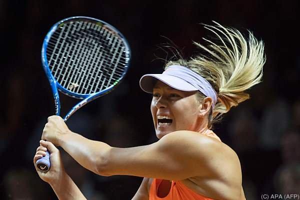 Die Russin hat derzeit wenig Freunde auf der WTA-Tour