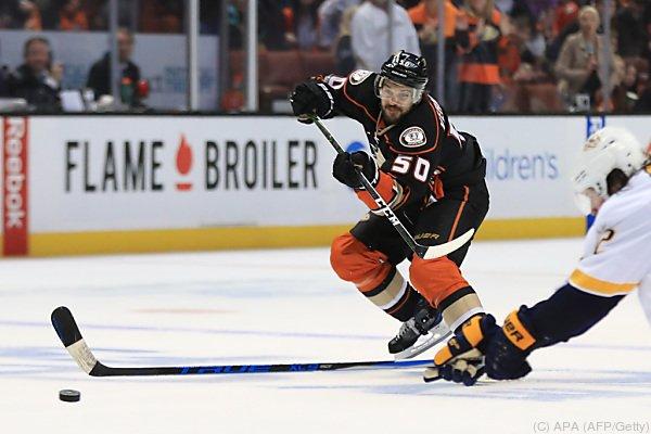 Die Anaheim Ducks drehten das Spiel