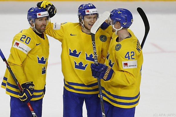 Sieg für das Drei-Kronen-Team
