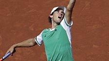 French Open: Thiem mit souveränem Sieg