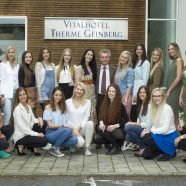 Start der Miss Austria Akademie in der Therme Geinberg