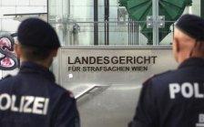 Mutmaßlicher Terrorist vor Gericht in Wien