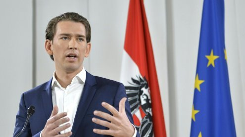 Kurz wird Parteiobmann der ÖVP