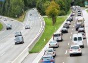 Gefahr auf Autobahnen: 114 verlorene Gegenstände in Wien