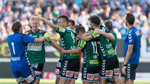 SV Ried siegt gegen SCR Altach - Abstiegskampf weiterhin offen