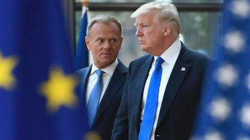 EU und Trump auf Konfliktkurs