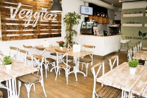 Neu in Wien-Alsergrund: Veggiezz – Your Vegan Dinning Room