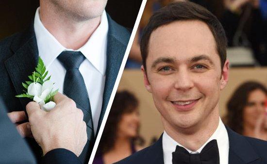 """""""Big Bang Theory""""-Star Jim Parsons heiratete seinen Freund"""