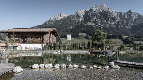 So stylisch ist Österreichs Bergwelt