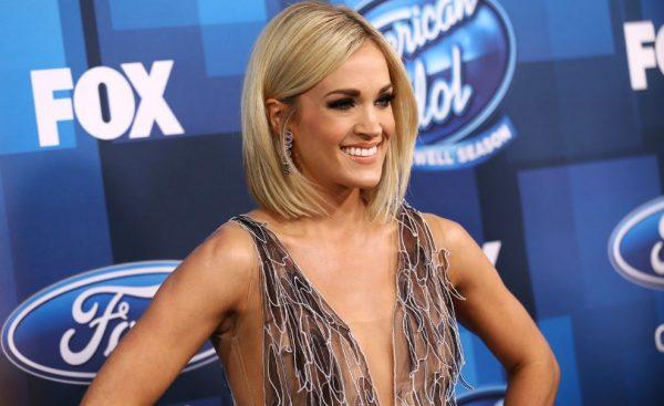 Auch Carrie Underwood hat bis zur Ehe gewartet.