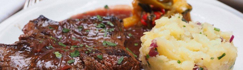 Böhmische Küche: Lendenbraten