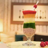 Speed&Easy: Rainbow-Smoothie